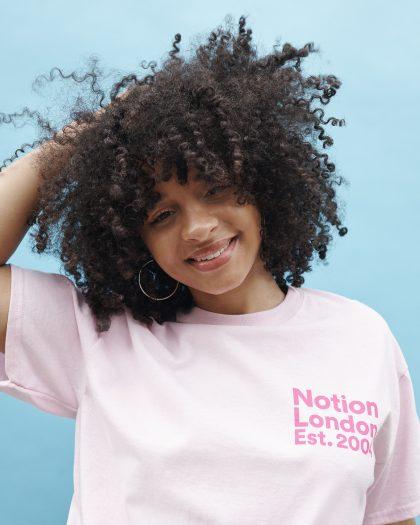 Pink Notion London, Est 2004, Unisex T-Shirt