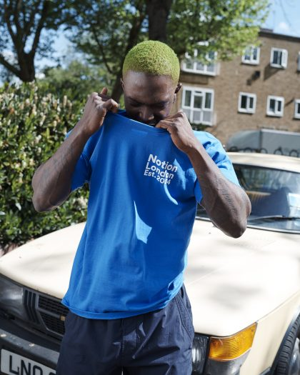 Blue Notion London, Est 2004, Unisex T-Shirt