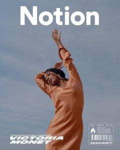 Notion 87 Victoria Monét