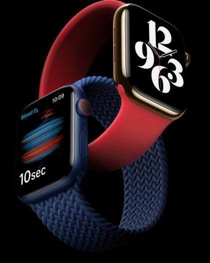 Apple's Latest Watch Brings New Fitness and Wellness Capabilities