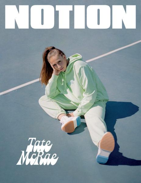 Notion 88 Tate McRae