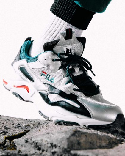 Fila Launches White Rock Capsule That Merges Streetwear With Activewear