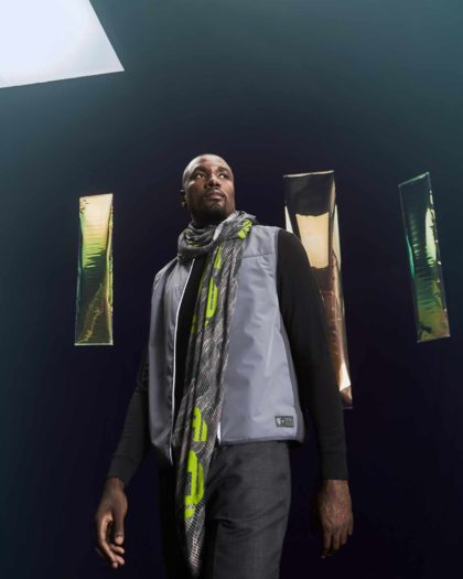 Nobis Recruits Serge Ibaka for New Collaboration