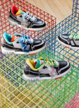 louis vuitton upcycled trainers