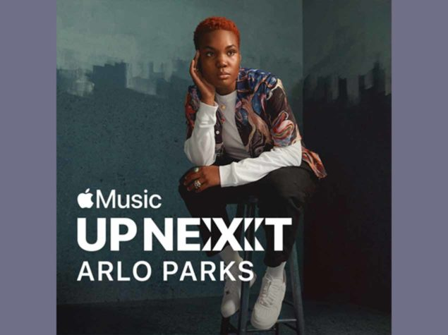 arlo parks up next apple music