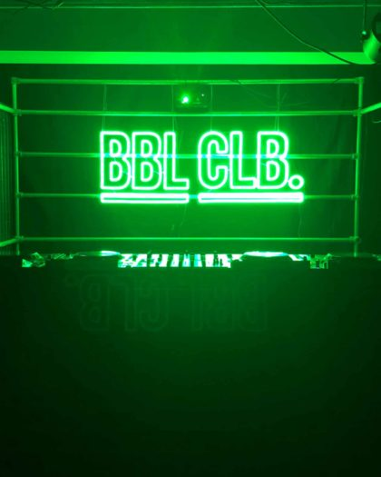 Reebok Presents: Rinse FM x BBL CLB Underground Party