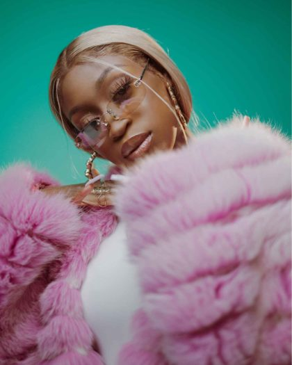Mnelia Is Ready To Be The UK's Next R&B Star