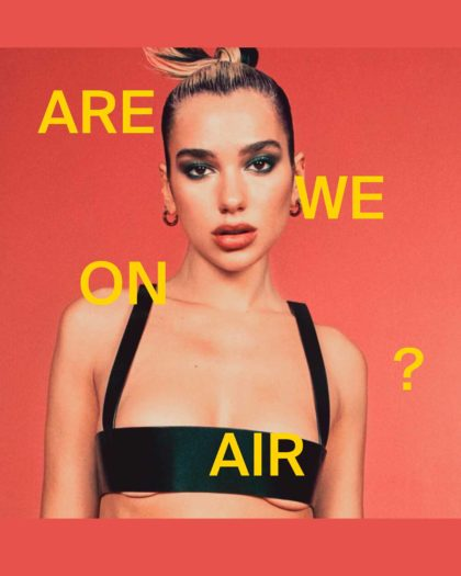 Are We On Air? Is Back