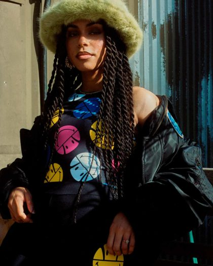 ellesse And Smiley Tap Wavey Garms For A New Collaboration