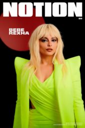 bebe rexha for notion 89
