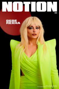 Notion 89 Bebe Rexha