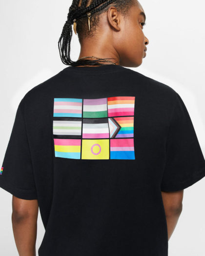 Nike Shares 'Be True' Collection For Pride