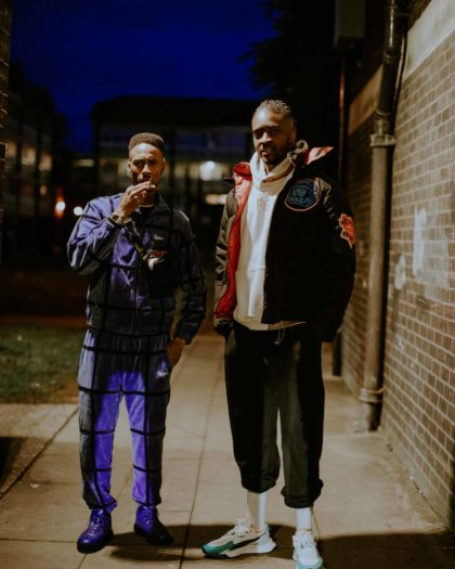 """The Making of """"Very Original"""" by Guvna B x D Double E"""