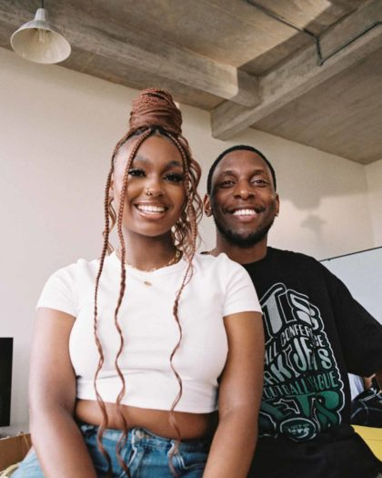 """The Making of """"Grow"""" with Samm Henshaw and Tiana Major9"""