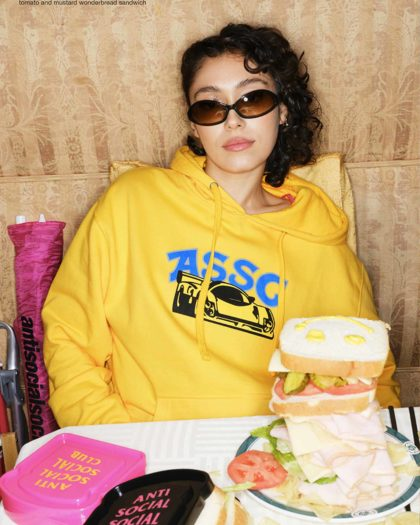Anti Social Social Club is 'All Talk' in AW21 Collection