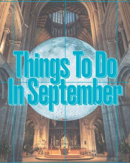 Everything On In September